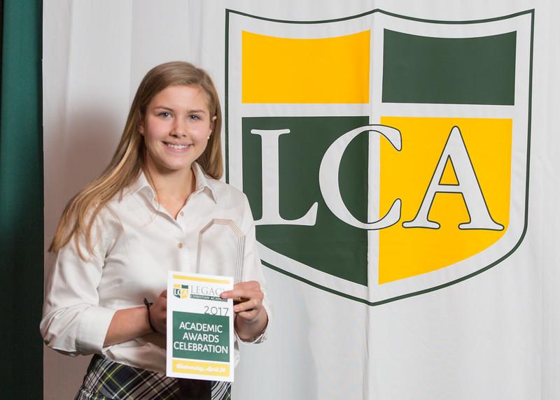 Christian Leadership 10th Grade - Sadie White