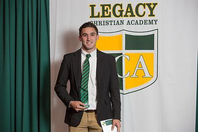 Legacy Award - Chase Eisenmann