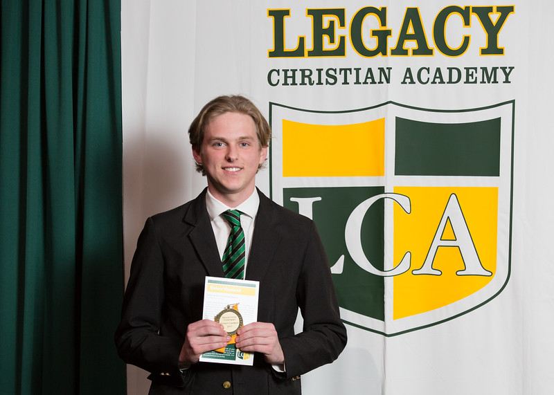 National School Choral Award - Robert Cantwell