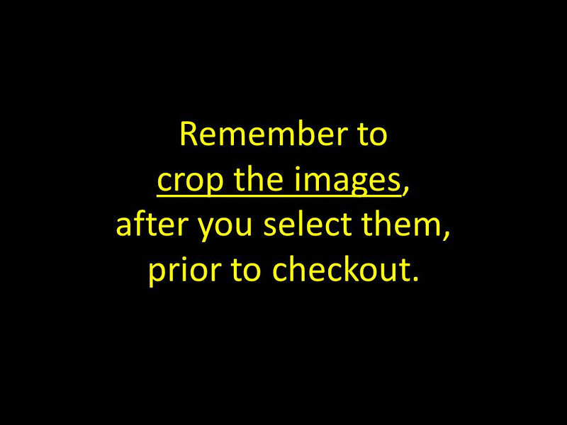 Crop Before Checkout c