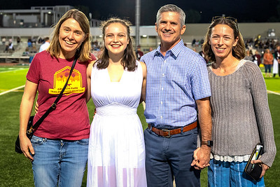 La Canada High School Senior Tribute Night vs Monrovia High School