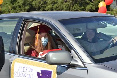 LCHS Class of 2020 Car Parade