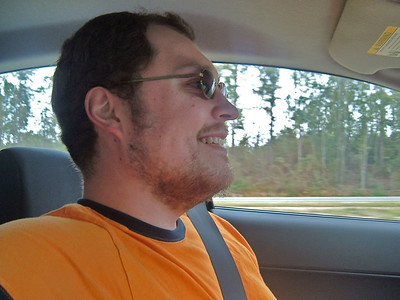 Scott, the chauffeur.