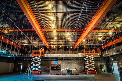 LCHS Cafe Construction