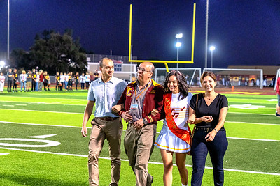 La Canada High School Senior Tribute Night vs Monrovia High School