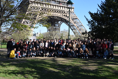 Spartans in Paris