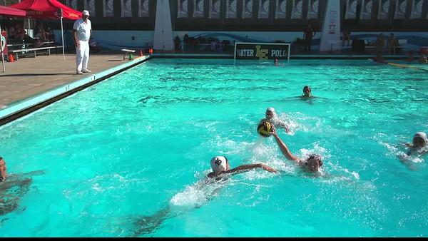waterpolo goal
