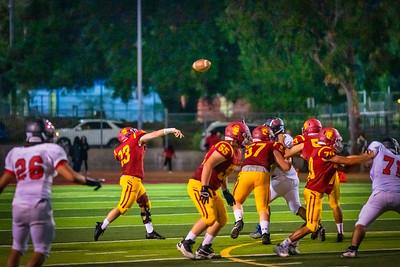 LCHS vs. GHS (Varsity Football
