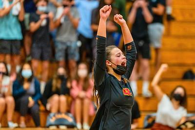 LCHS vs. Poly (Girls Varsity Volleyball)