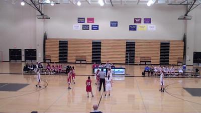 LCL JV GBB vs Wayland Academy 012913