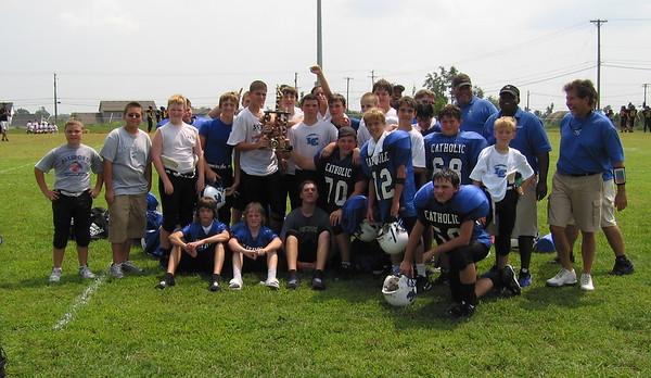 LC MS vs. Mercer Co. - Tiger Bowl