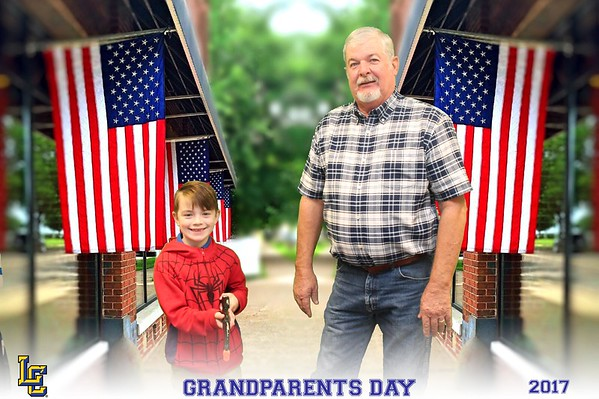 LCS Grandparents Day 2017