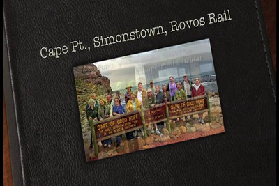 Video - d - Cape Point Funicular / Simonstown /Lunch / Rovos Rail Headquarters / Embarking Rovos Rail  Click here for medium size screen viewing:  http://ray-penny.smugmug.com/Vacation/LCT-Gatherings/ROAR-Videos/15371162_XbANh#!i=1151308663&k=Vs4L7&lb=1&s=L