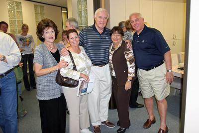 Cynthia McIvor, Cheron Kneedy, Art Smith, June Smith and Mark Kneedy