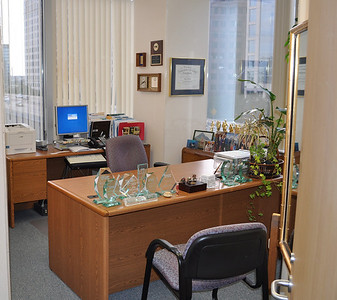 I believe this is Linda's office