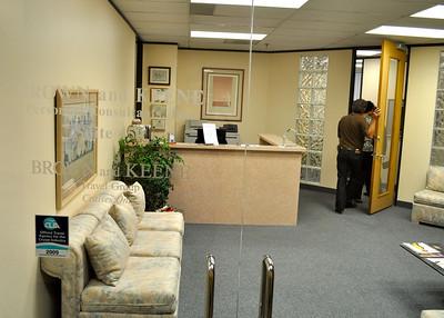 B&K Office lobby