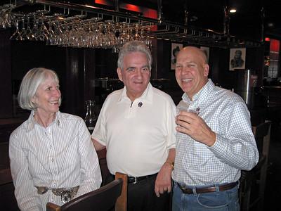 Betty K & husband, Larry and Suzanne's husband, Marc  (Ken's photo)