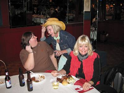 Andrea, Marcie & Michele  (Ken's photo)
