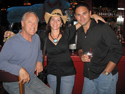 Tom, Carla and Frank