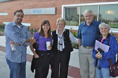 John, Tonya, Pat, other Ray, and Penny