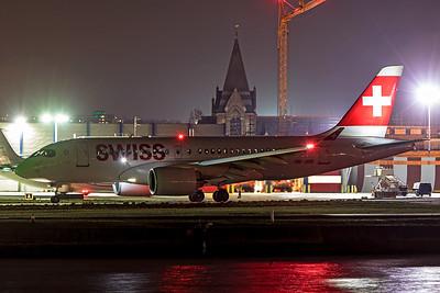 Swiss Airbus A220-100 HB-JBB 11-22-19