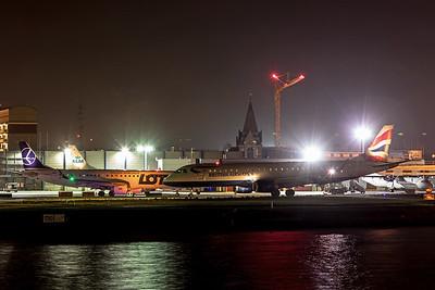 BA CityFlyer Embraer ERJ-190-100SR G-LCYX 11-222-19