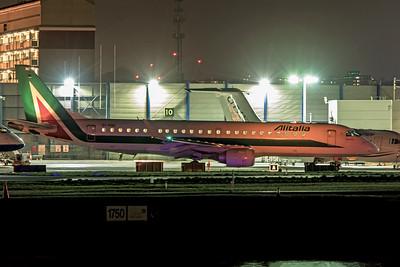Alitalia Cityliner Embraer ERJ-190-100 EI-RNC 11-22-19