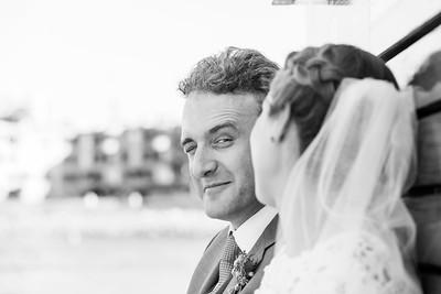Olga & David's wedding - couple photos