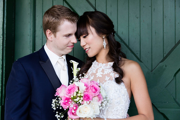 on Kay & Steven's wedding in  on Friday Sep 27, 2019 - Surrey-Fort Langley, BC, CANADA -  Photo Stephanie Lamy