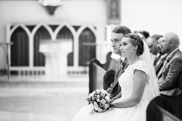 Olga & David's wedding - Church