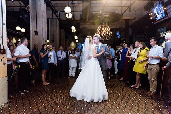 Olga & David's wedding - cocktail and party