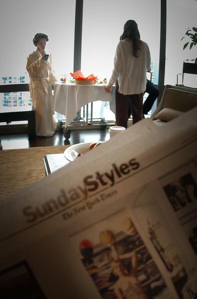 The Mandarin Oriental  - NYC - L.D.Bright