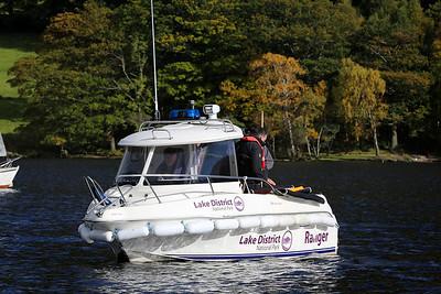 LDNP Lake Rangers Training Ullswater