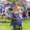 Corban On Shetland Pony 2006-05-29