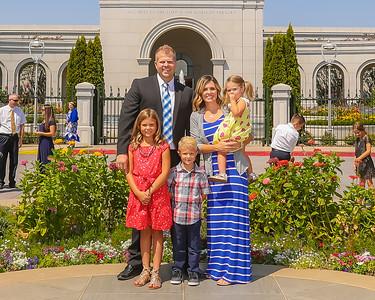 Broderick Family