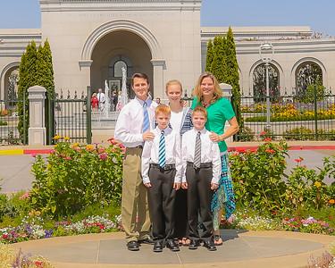 Heyward Family