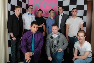 RSV Stake Priest-Laurel Sock Hop 2012-12