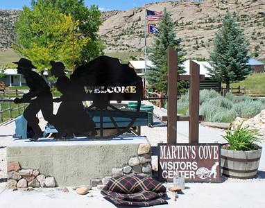 Martin's Cove, Wyoming