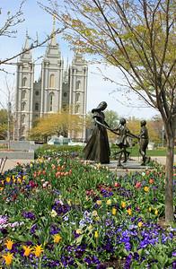 Temple Square, Salt Lake City