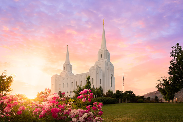 Fine Art LDS Temple Photography by Alan Fullmer