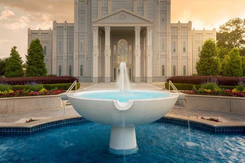 Fountain Of Living Water