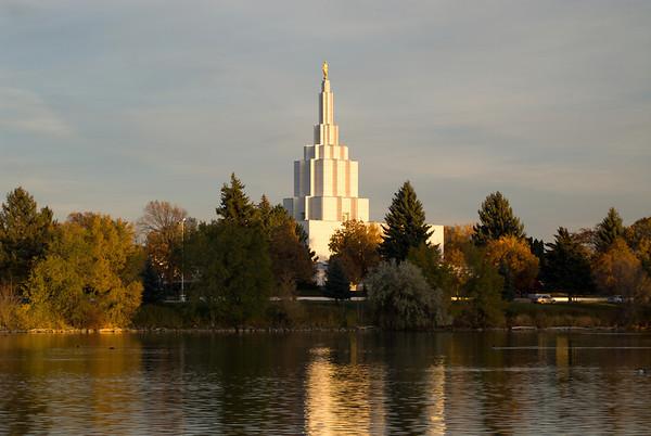Idaho Falls Idaho Temple