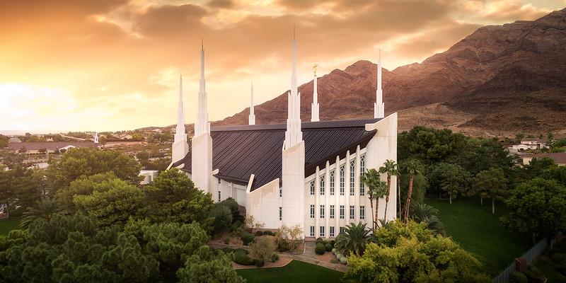 Las Vegas Nevada Temple Alan Fullmer