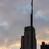 Manhattan New York Temple Angel Moroni