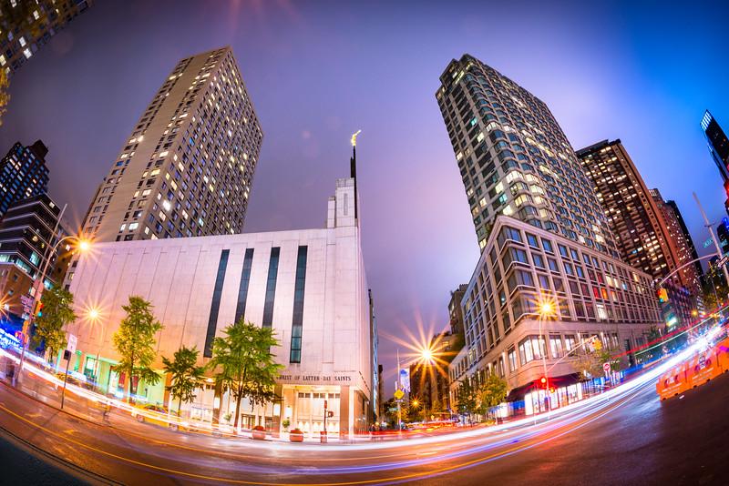 Manhattan New York Temple Alanfullmer
