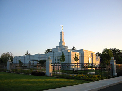 Medford Oegon Temple
