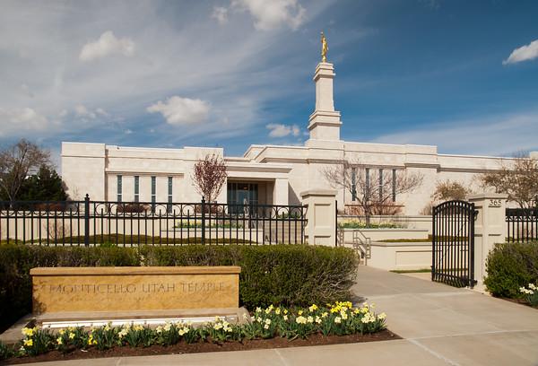 Monticello Utah Temple