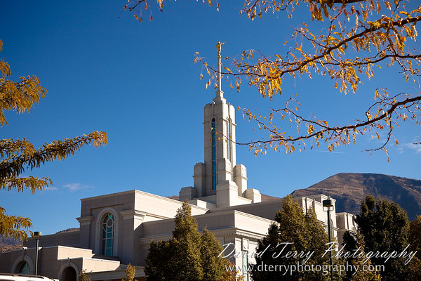 Mt. Timpanogos Utah Temple