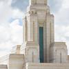Ogden Utah Temple Steeple Base