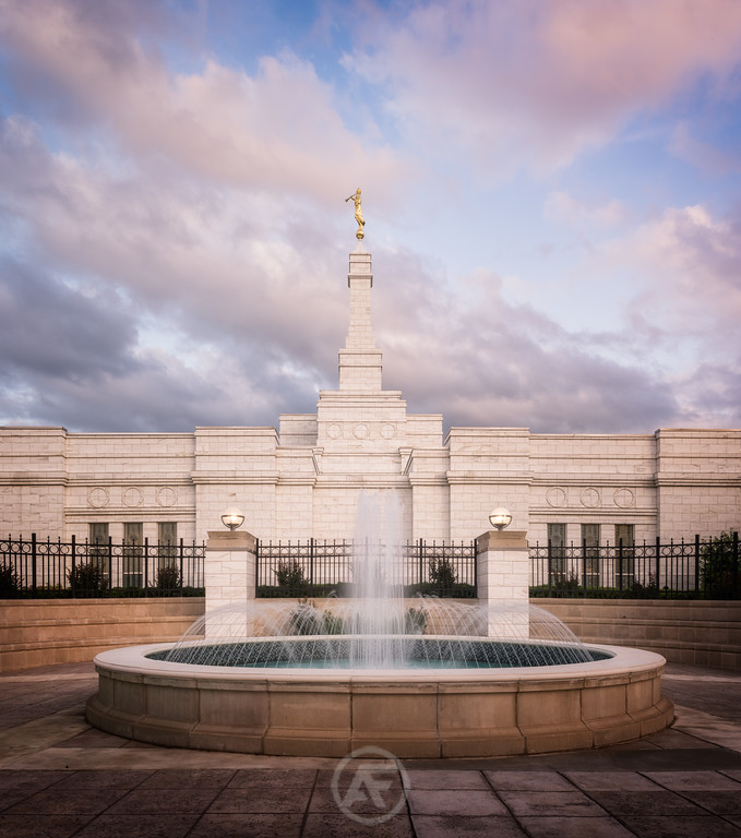 Oklahoma City Fountain